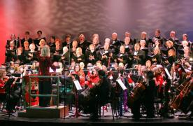 Holiday concert at Maryland Symphony Orchestra